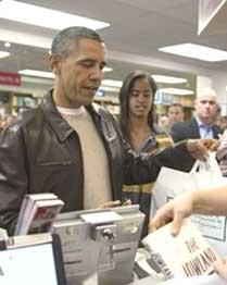 اوباما هم رمان بادبادکباز را خريد
