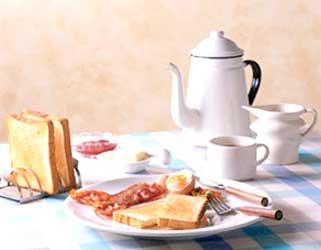 صبحانه خود را در اول وقت صرف کنید