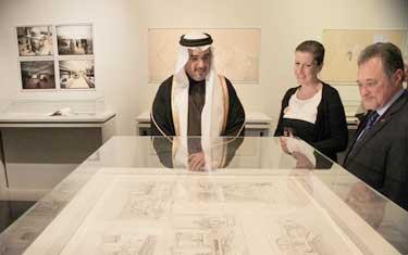 موزههای غول پیکر  در حاشيه خلیجفارس