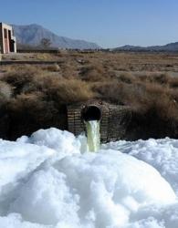 مزارع جنوب تهران با فاضلاب آبیاری میشوند!