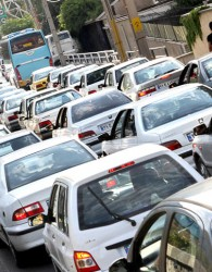 تهران شهر بدون پارکینگ