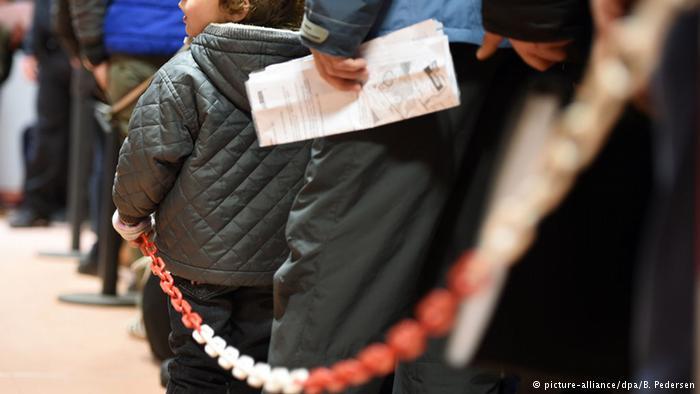 روند رسیدگی بهدرخواستپناهندگی در آلمان