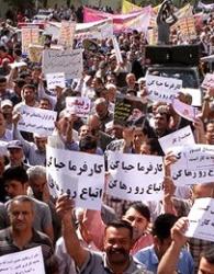 راهپیمایی روز کارگر  پس از ۸ سال ممنوعيت