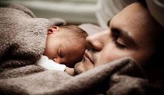 تاثیر پدران بر رشد مغز جنین