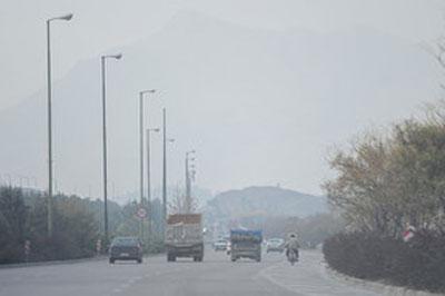 آلودهترین نقاط تهران مشخص شدند