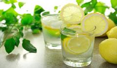 با دلستر و آب لیمو سنگ کلیه دفع کنید!