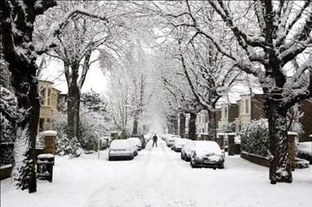 جمعه؛ بارش برف و باران در مناطق کشور