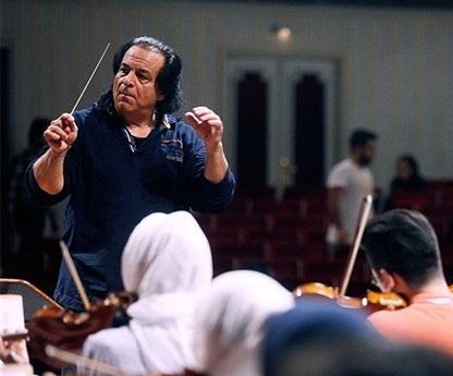 استعفای رهبری از ارکستر سمفونیک تهران