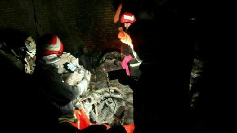 سقوط بالگرد اورژانس؛ 9 نفر کشته شدند