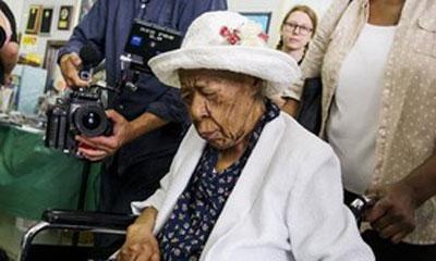 فوت مسنترین فرد در جهان