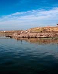 پایان مردگی در ارومیه؛ دریاچه زنده میشود
