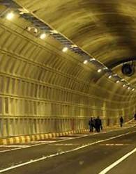 عایقبندی تونل توحید ۷ سال پس از ساخت