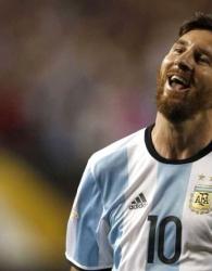 مسی کاپیتان آرژانتین در جام جهانی 2018