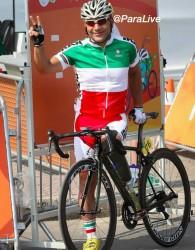 پارالمپیک در سوگ مرگ دلخراش دوچرخهسوار ایران
