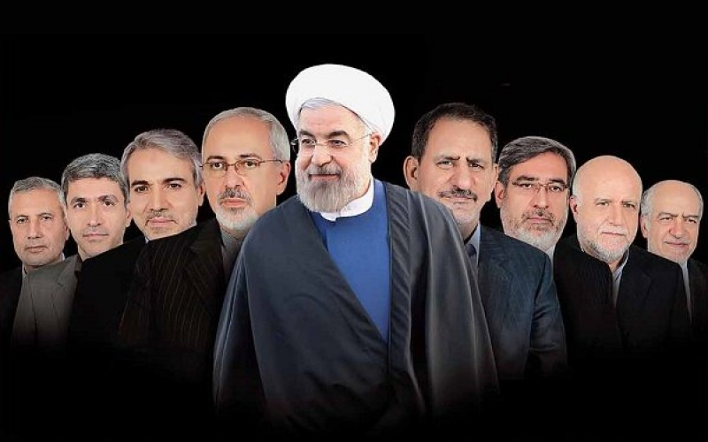 کابینه دوم روحانی به منزله برجام ۲