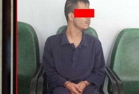 جزییات دستگیری زورگیرخشن