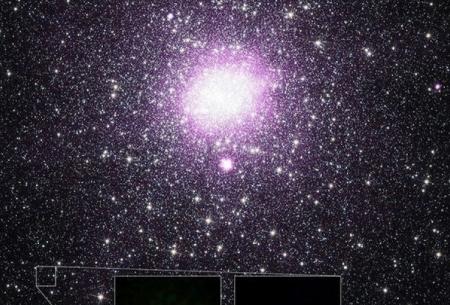 تعداد بيشمار سیاهچالههای راه شیری