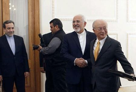 ملاقاتهای یوكیانو آمانو در تهران