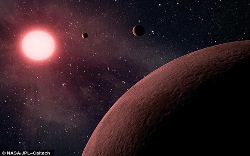 20 سیاره در خارج از منظومه شمسی مستعد حیات هستند