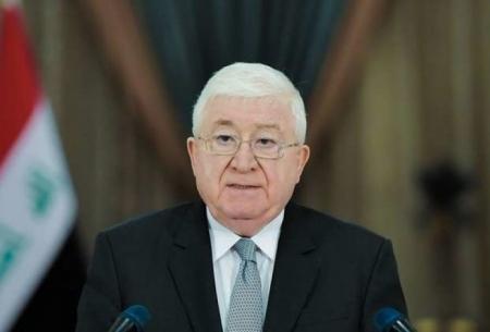 رئیسجمهور عراق به اربیل رفت