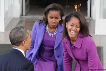 در زندگی خصوصی مالیا اوباما دخالت نکنید