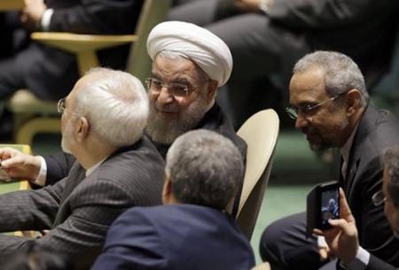 روحانی و مردان بعد از انتخابات!