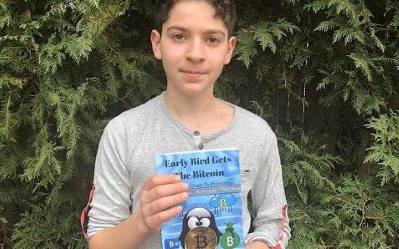 پسر ۱۱ ساله کارشناس بیتکوین است!