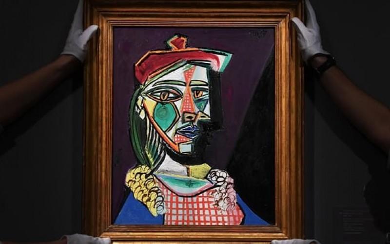 خرید ۱۳ نقاشی «پیکاسو» در یک هفته!