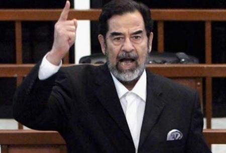 توقیف اموال صدام حسین و وابستگانش