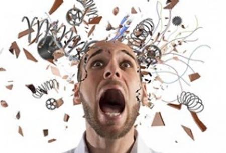 اضطراب و استرس، مسری است