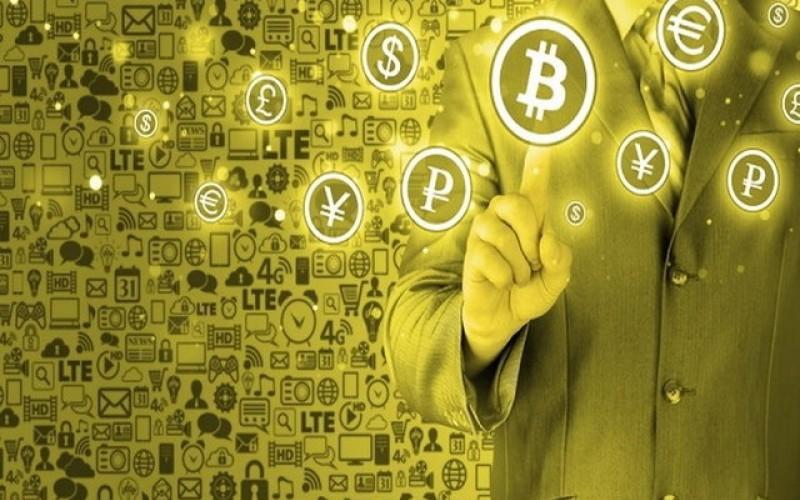 فعلا دور ارزهای دیجیتالی خط بکشید