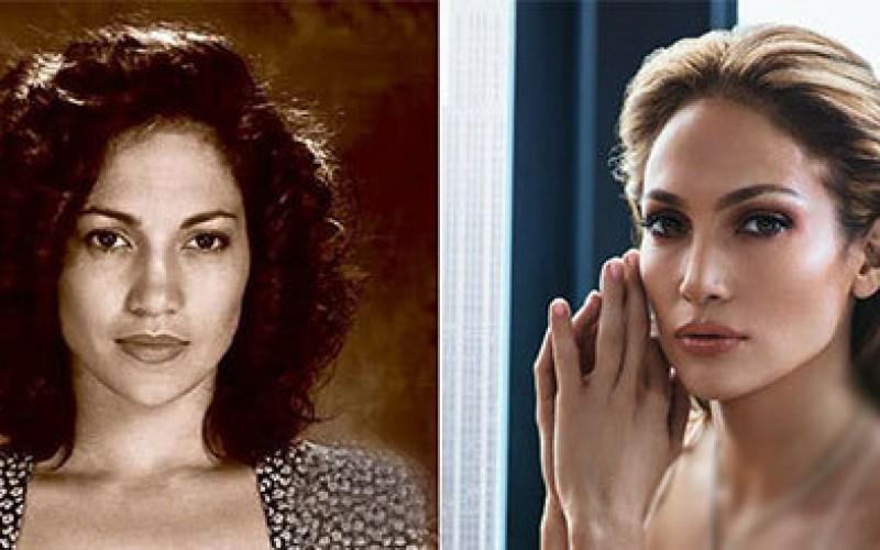 تغییر چهره زنان هالیوودی در گذر زمان/تصاویر