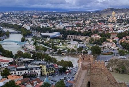 شهر تفلیس پایتخت گرجستان/تصاویر