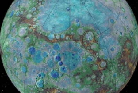 کشف سیاره فلزی جدید