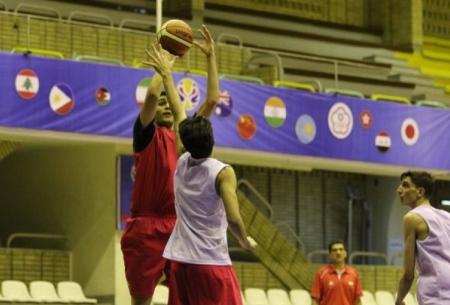 نوجوانان بسکتبال در مسیر جهانیشدن