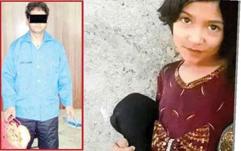 آزار و اذیت و قتل دختر 7 ساله مشهدی