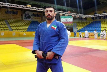 نماینده جودوی ایران به مدال برنز دست یافت