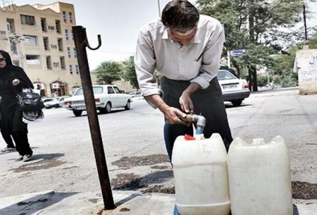آب اهواز برای شرب قابل استفاده نیست