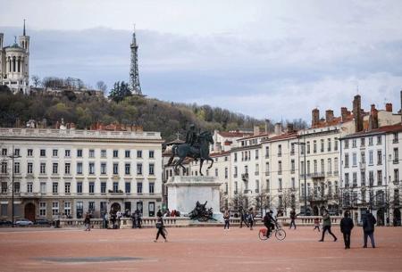 دیدنیهای شهر لیون فرانسه/تصاویر