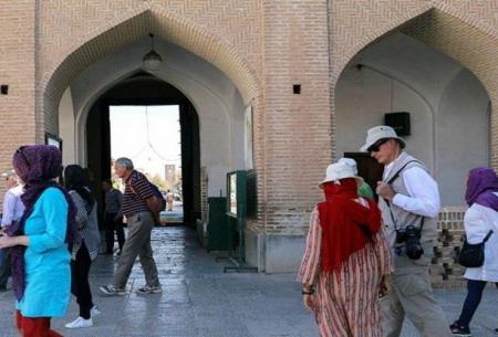 سفر گردشگران خارجی به یزد افزایش یافت