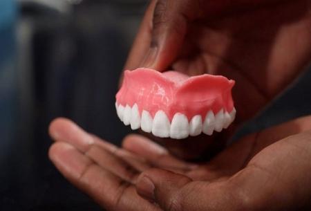 دندان هایی که داروی ضد قارچ ترشح می کنند