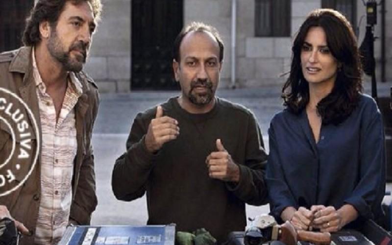 هشتمین فیلم بلند اصغر فرهادی در راه کن