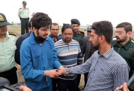 بازسازی صحنه قتل دانشآموز مشهدی