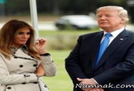 زندگی جدای آقا و خانم ترامپ در کاخ سفید
