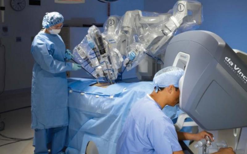 جراحی رباتیک ستون فقرات