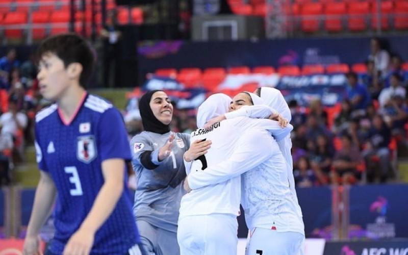 اعزام به المپیک حق تیم بانوان است نه پسران