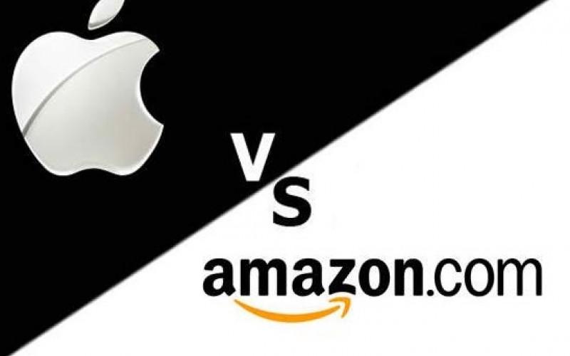 رقابت اپل با آمازون جدیتر میشود؟