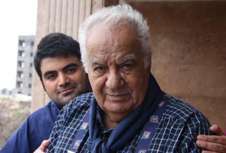 ناصر ملکمطیعی در بیمارستان بستری شد