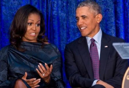 آقا و خانم «اوباما» وارد سریالسازی شدند