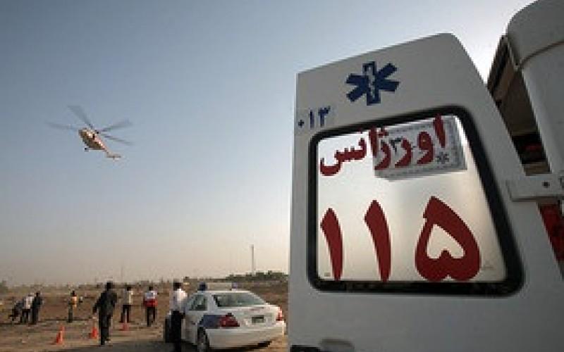 مرگ سالانه 40 هزار ایرانی در حوادث